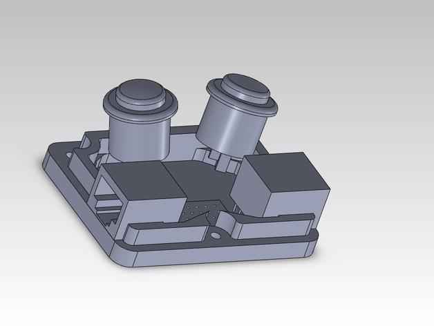 输入模块化箱罩模型 3D模型  图7