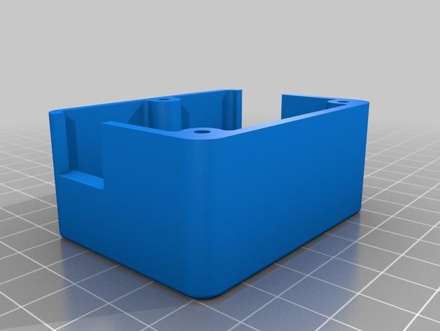 输入模块化箱罩模型 3D模型  图6