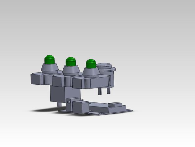 输入模块化箱罩模型 3D模型  图8