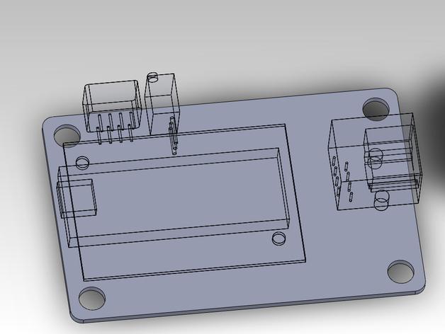 输入模块化箱罩模型 3D模型  图10