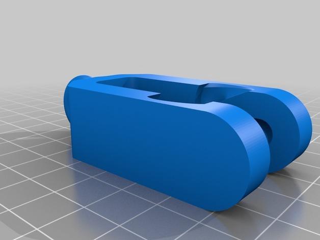 迷你滑轮模型 3D模型  图2