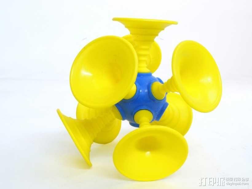 Ogo喇叭模型 3D模型  图1
