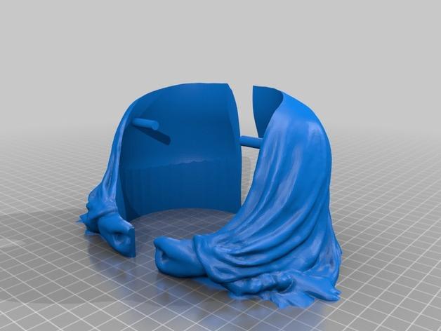 迷你佛像Spuddha 3D模型  图5