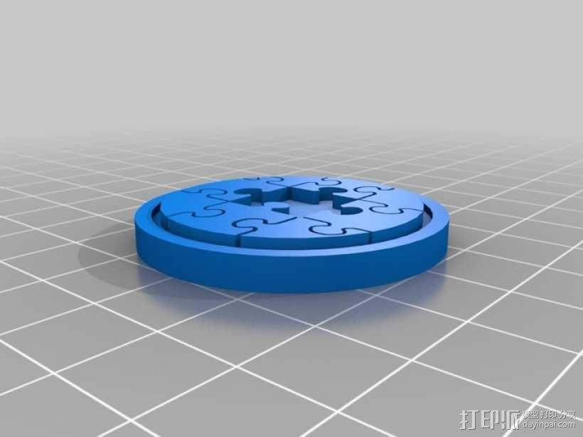 YODO游戏标志模型 3D模型  图7