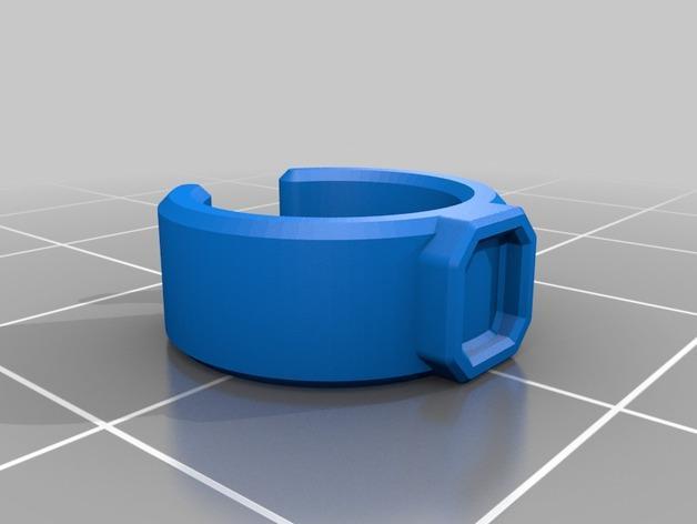 Makies迷你手表模型 3D模型  图2