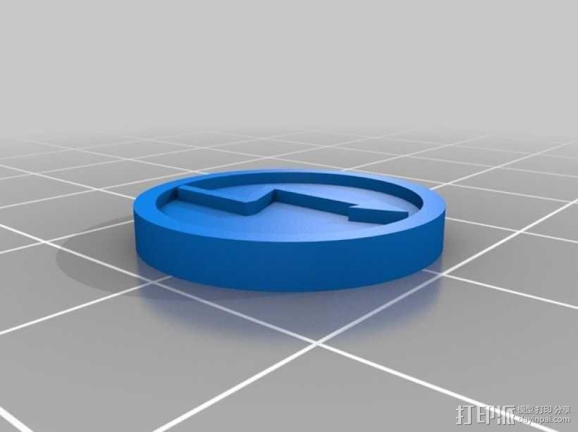 迷你桌游基地模型 3D模型  图7