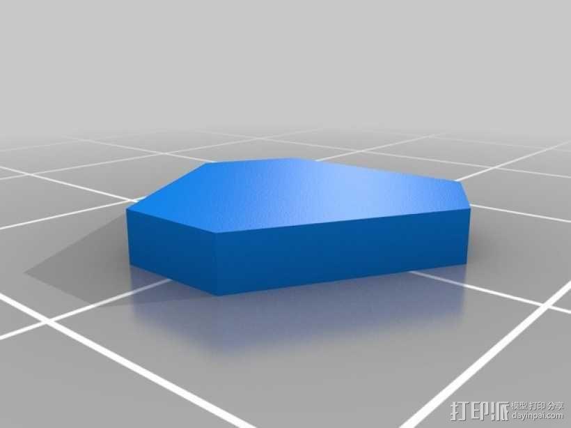 迷你桌游基地模型 3D模型  图12