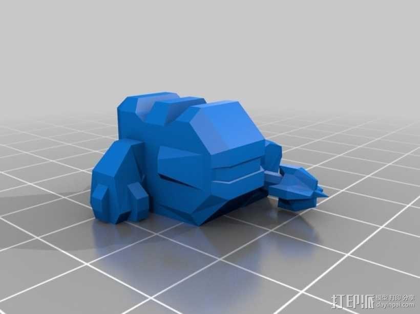 迷你桌游基地模型 3D模型  图10