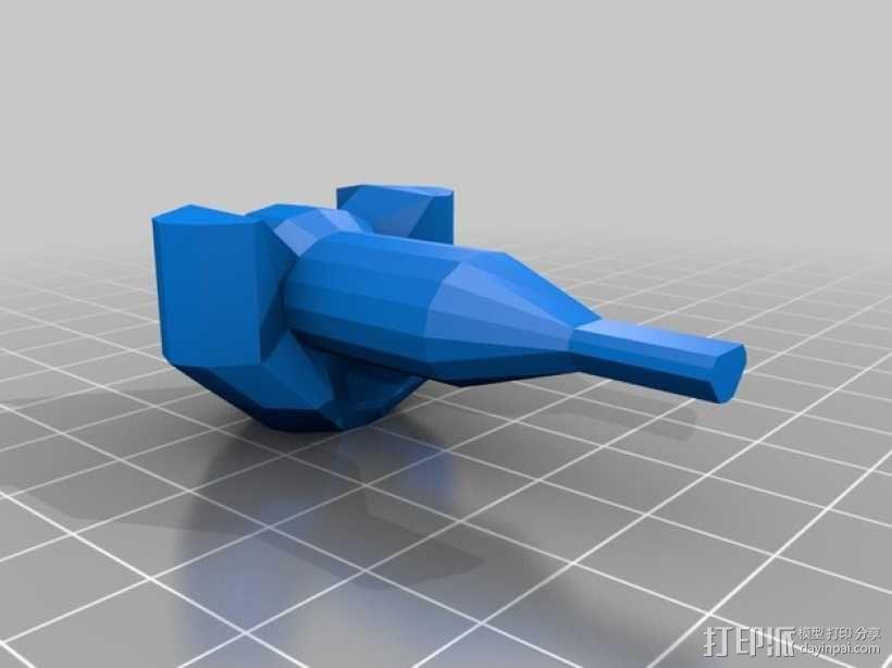 迷你桌游基地模型 3D模型  图11