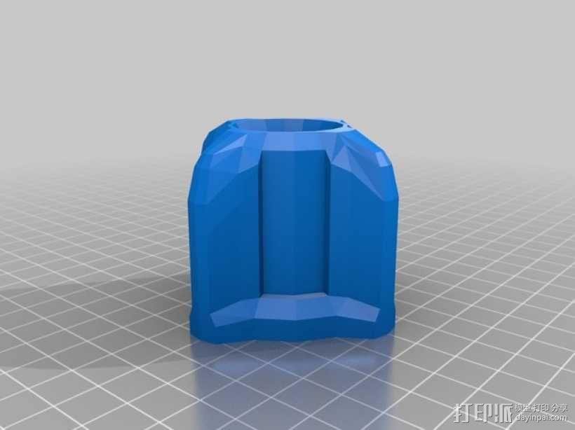 迷你桌游基地模型 3D模型  图14