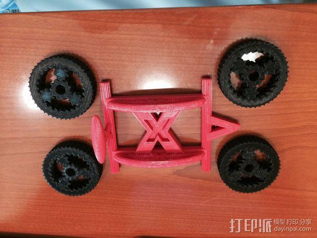 艾瑞欧原子玩具赛车 3D模型  图5