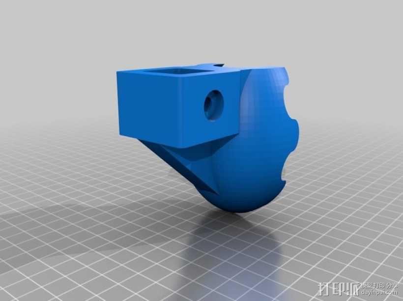 迷你玩具夹钳模型 3D模型  图6