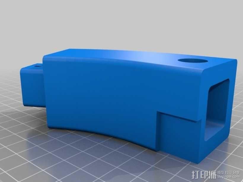 迷你玩具夹钳模型 3D模型  图7