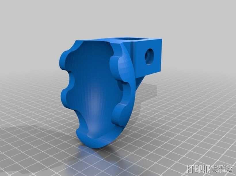 迷你玩具夹钳模型 3D模型  图8