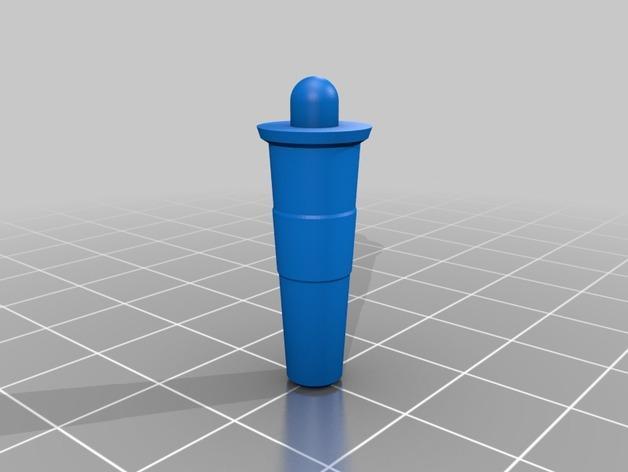 Makies麦克风 3D模型  图2
