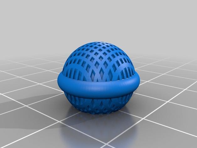 Makies麦克风 3D模型  图3