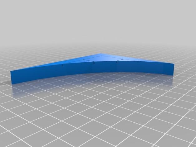 OpenForge弧形墙壁模型 3D模型  图27