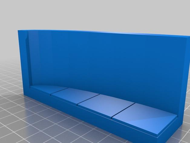 OpenForge弧形墙壁模型 3D模型  图28