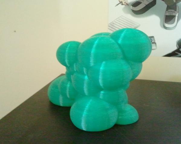 迷你彩色灯罩blop 3D模型  图6