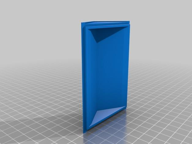 迷你树屋模型 3D模型  图2