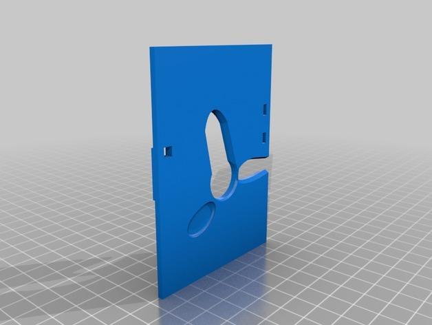 迷你树屋模型 3D模型  图3