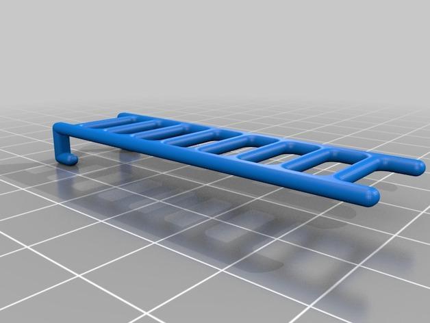 迷你树屋模型 3D模型  图8