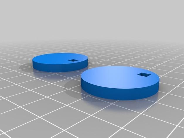 机械化sinus发动机模型 3D模型  图2