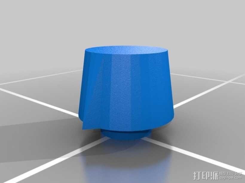 手动控制眼球怪 3D模型  图12