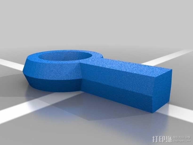 手动控制眼球怪 3D模型  图14