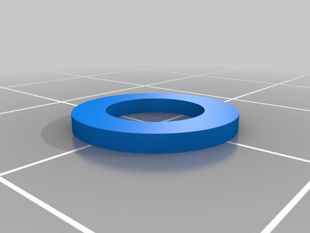 瑞士军刀钥匙扣模型 3D模型  图5