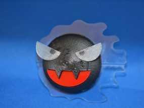 神奇宝贝:鬼斯 3D模型
