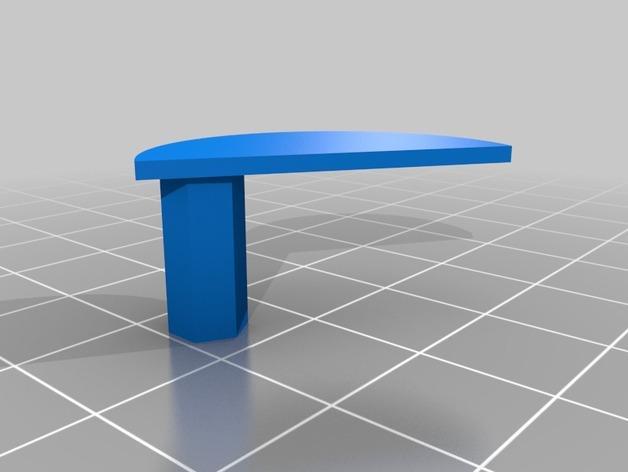 神奇宝贝:鬼斯 3D模型  图3