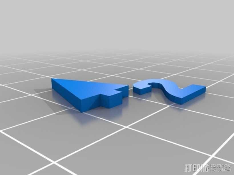卡坦岛游戏瓦片模型 3D模型  图8