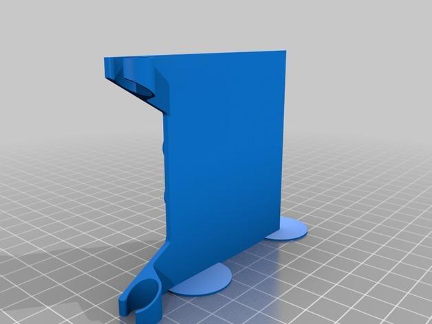 得宝玩具卡车装卸踏板模型 3D模型  图2