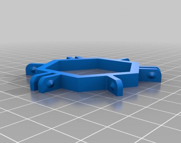 迷你多边形拼图模型 3D模型  图2