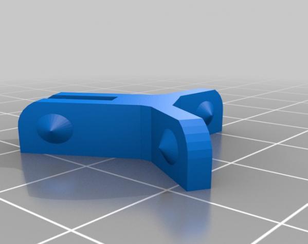 迷你多边形拼图模型 3D模型  图4