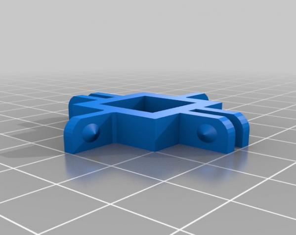 迷你多边形拼图模型 3D模型  图5