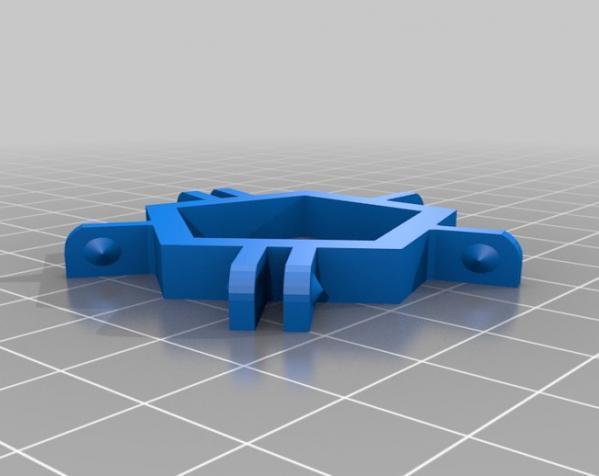 迷你多边形拼图模型 3D模型  图7