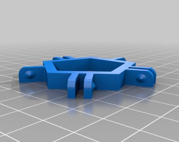 迷你多边形拼图模型 3D模型  图6