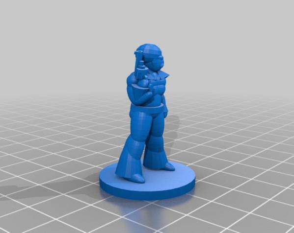 黑色炸药:柔道竞技场 3D模型  图13