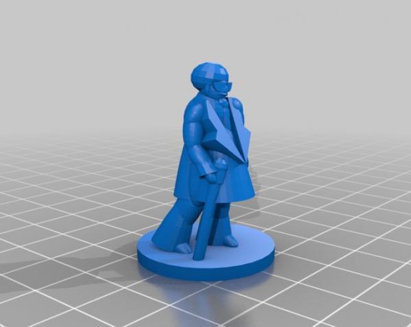 黑色炸药:柔道竞技场 3D模型  图16