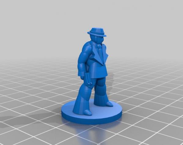黑色炸药:柔道竞技场 3D模型  图18