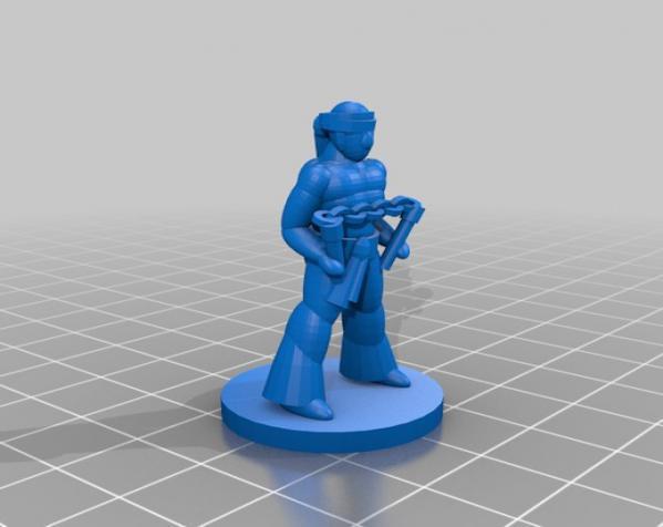 黑色炸药:柔道竞技场 3D模型  图17