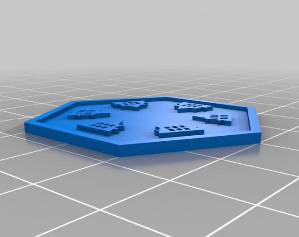 黑色炸药:柔道竞技场 3D模型  图20