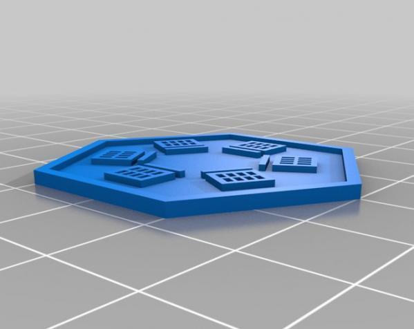 黑色炸药:柔道竞技场 3D模型  图19