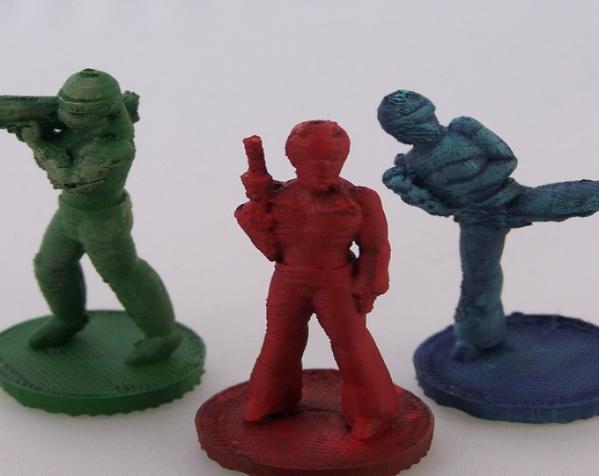 黑色炸药:柔道竞技场 3D模型  图23