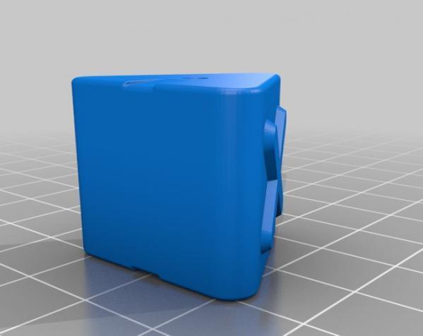 迷你井子棋模型 3D模型  图5