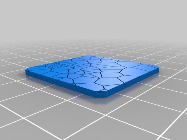 模块化的游戏基地模型 3D模型  图4