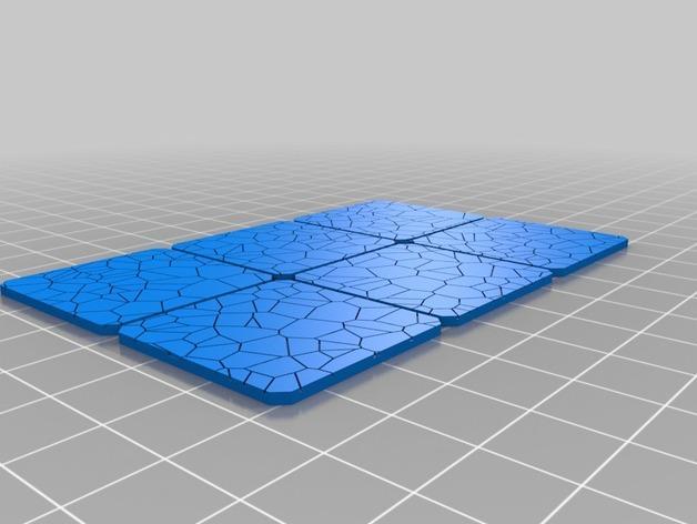 模块化的游戏基地模型 3D模型  图6