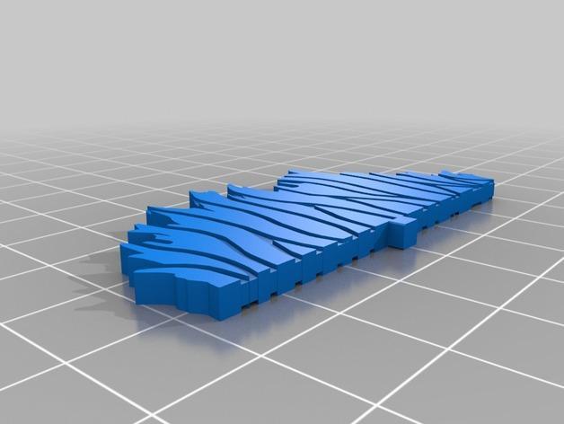 模块化的游戏基地模型 3D模型  图10